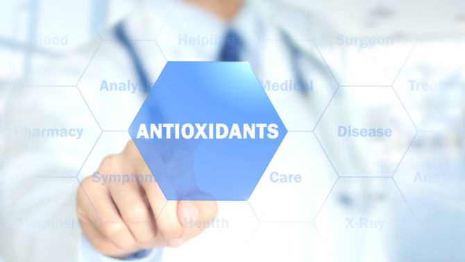 Great Sources of Antioxidants